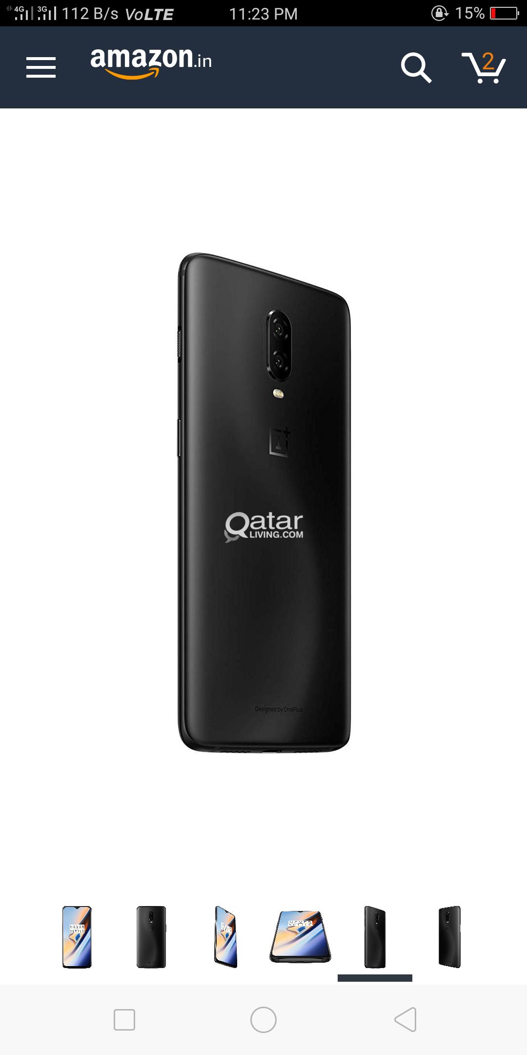 OnePlus 6T | Qatar Living