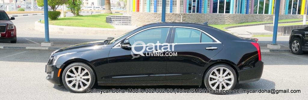 2015 Cadillac ATS Luxury PKG (More Photos & Spec Are Available Upon Request)