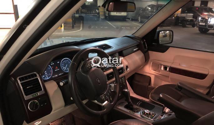 Range Rover Vogue HSE 2012 Under Warranty