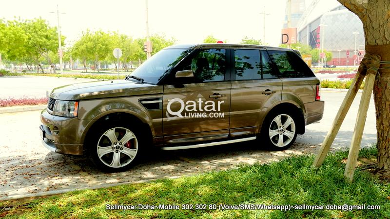 2013 Range Rover Sport Supercharged (More Photos Available upon Request)