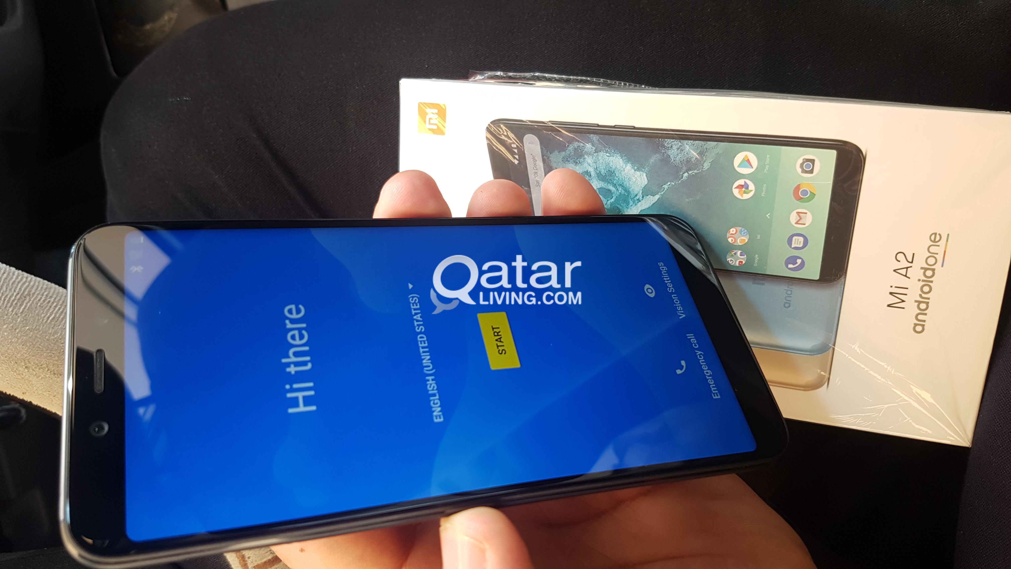 1149 QR xiaomi mi a2 128GB 6GB RAM | Qatar Living
