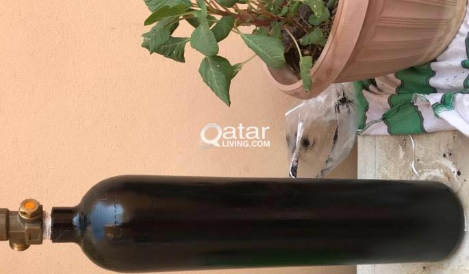 2kg co2 cylinder for Aquarium for sale | Qatar Living