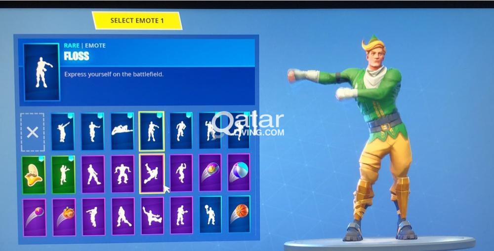 - fortnite codename elf skin