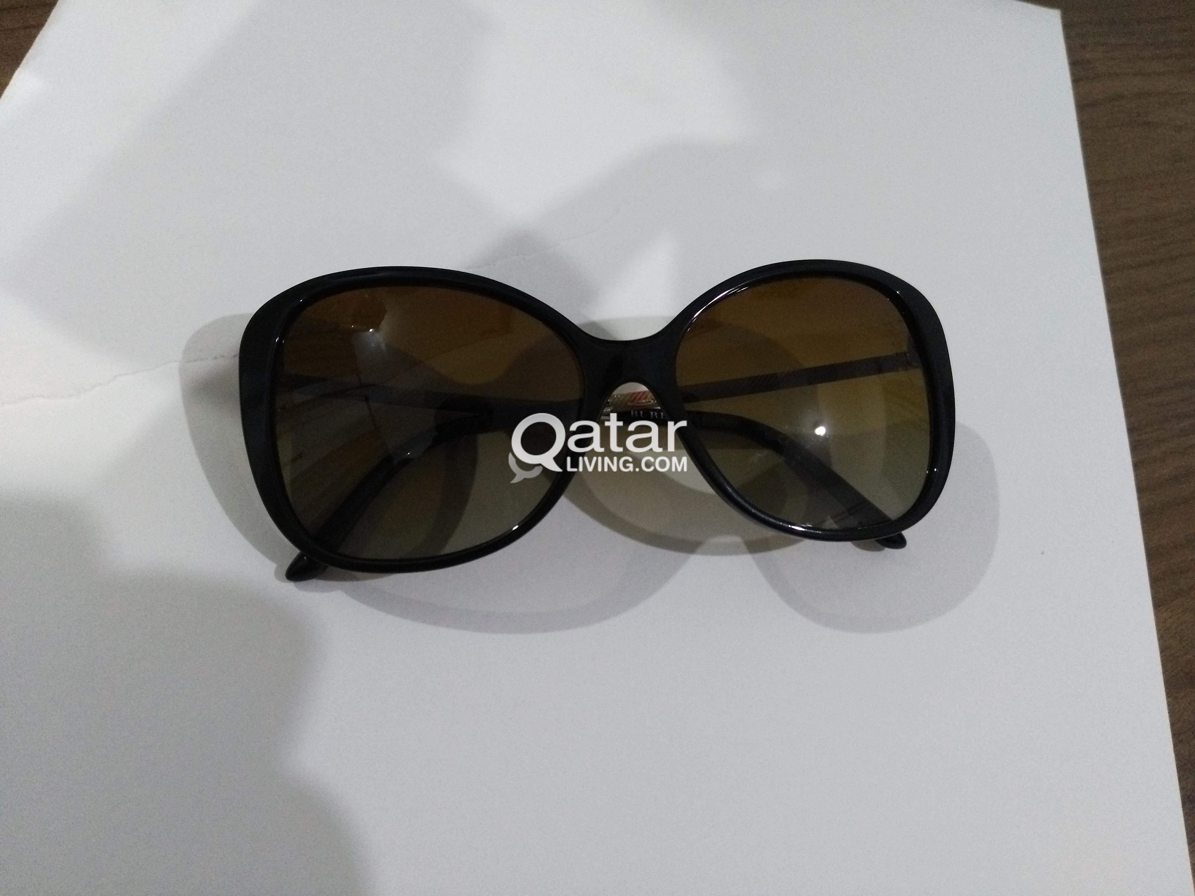 97cb3610e3a original 2 pcs prada and burberry sunglasses woman