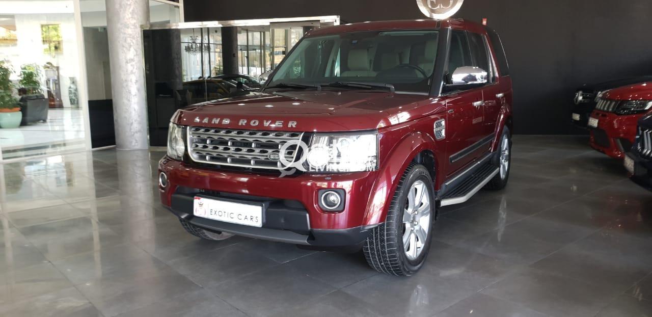Land Rover Warranty >> Land Rover Lr4 Under Warranty