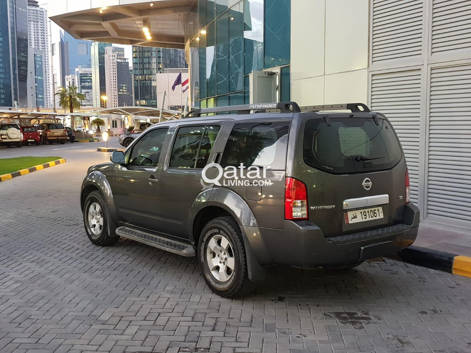 Nissan Pathfinder 2007 for sale by FIRST OWNER
