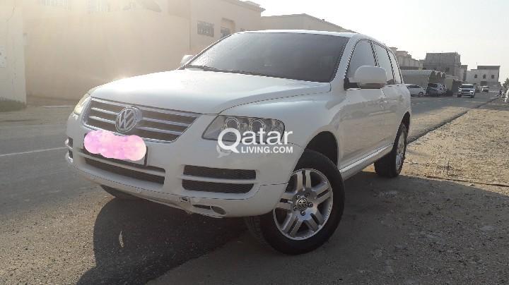 volkswagen touareg 2005 | qatar living