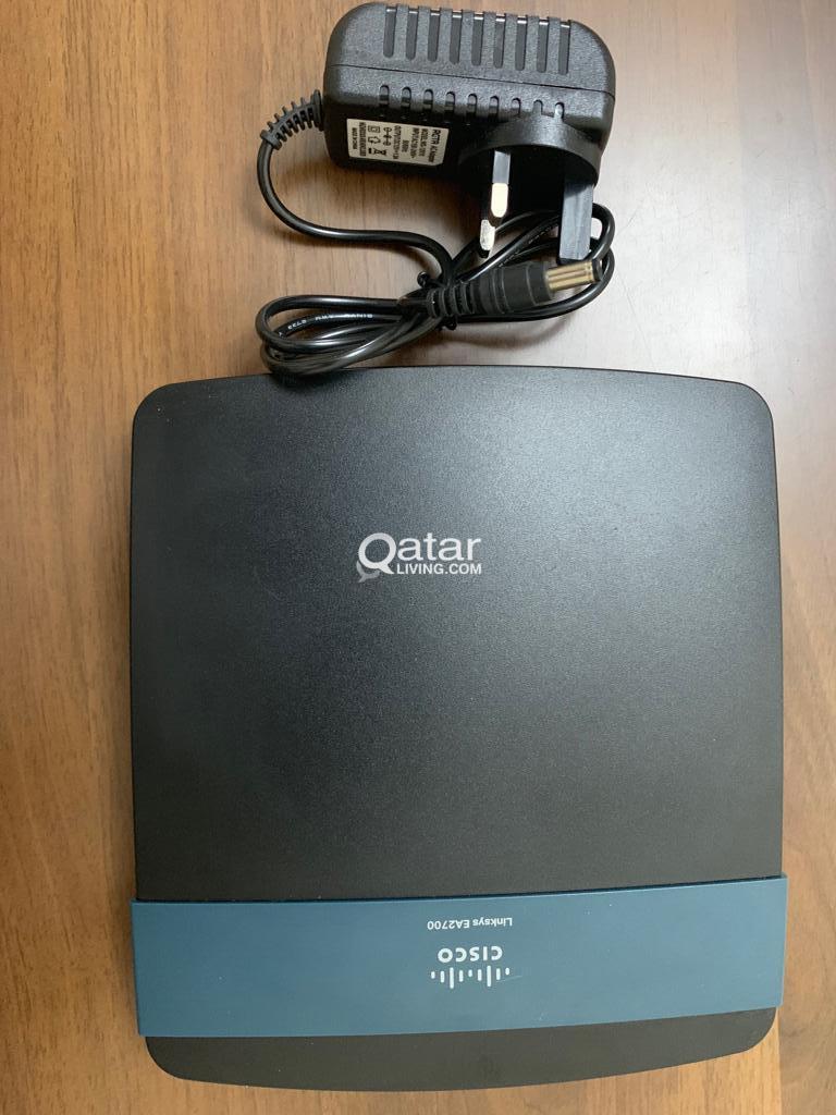 Linksys EA2700 N600 Dual Band Smart WI FI Wireless