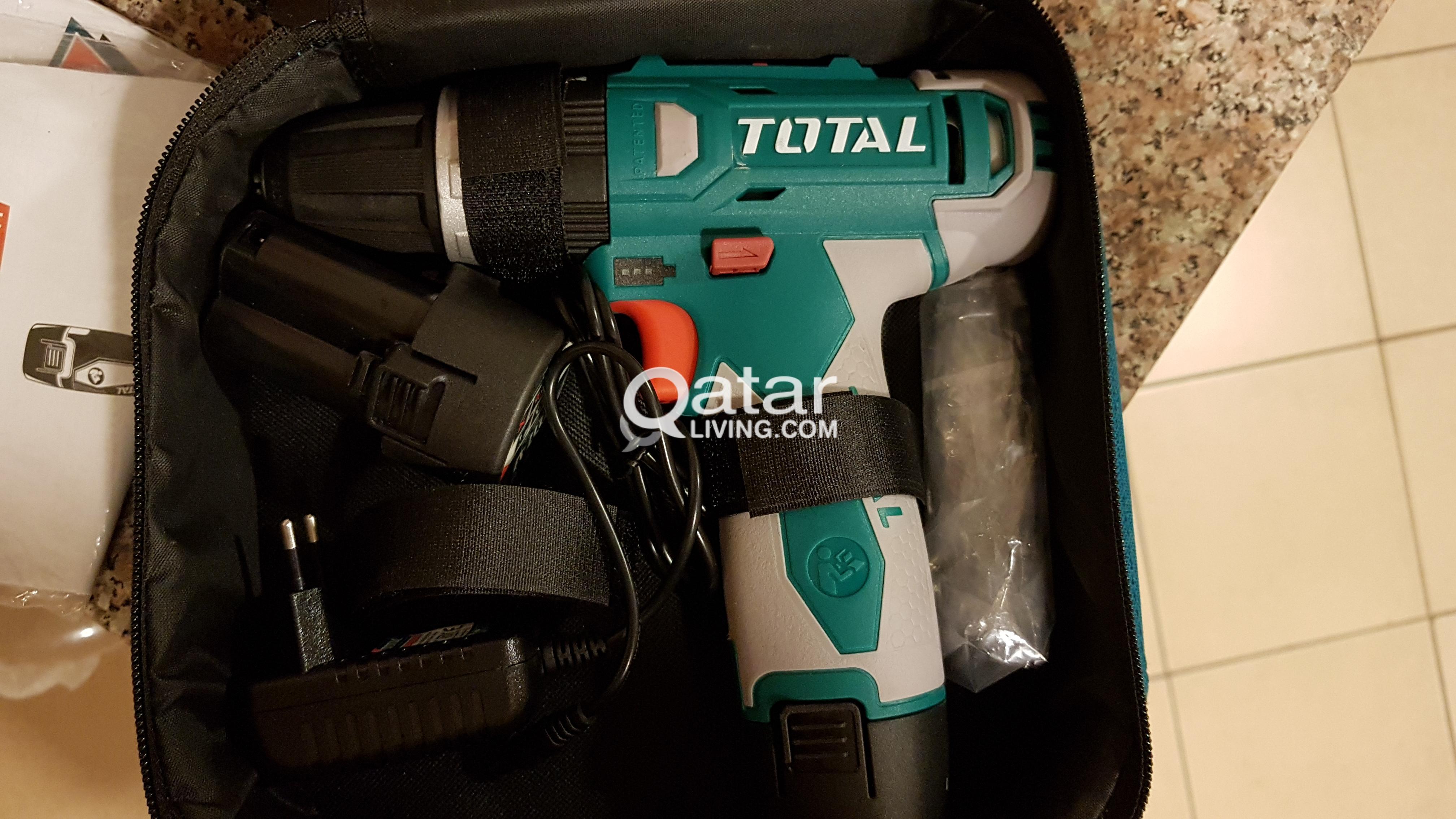 Cordless Hammer Drill 12V   Qatar Living