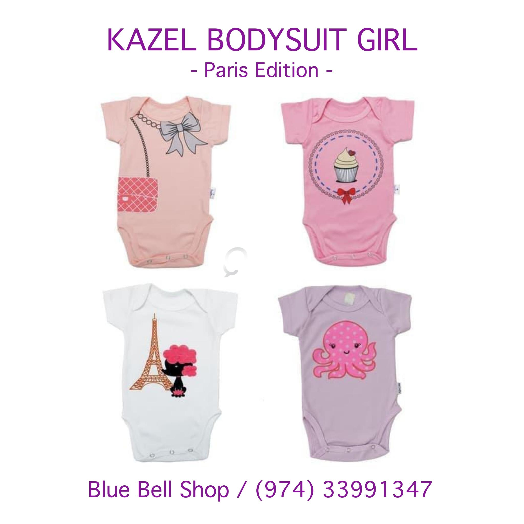 Kazel 4 in 1 Baby Bodysuit / Baby Suit / Baby Clothes / Baby Wear | Qatar Living