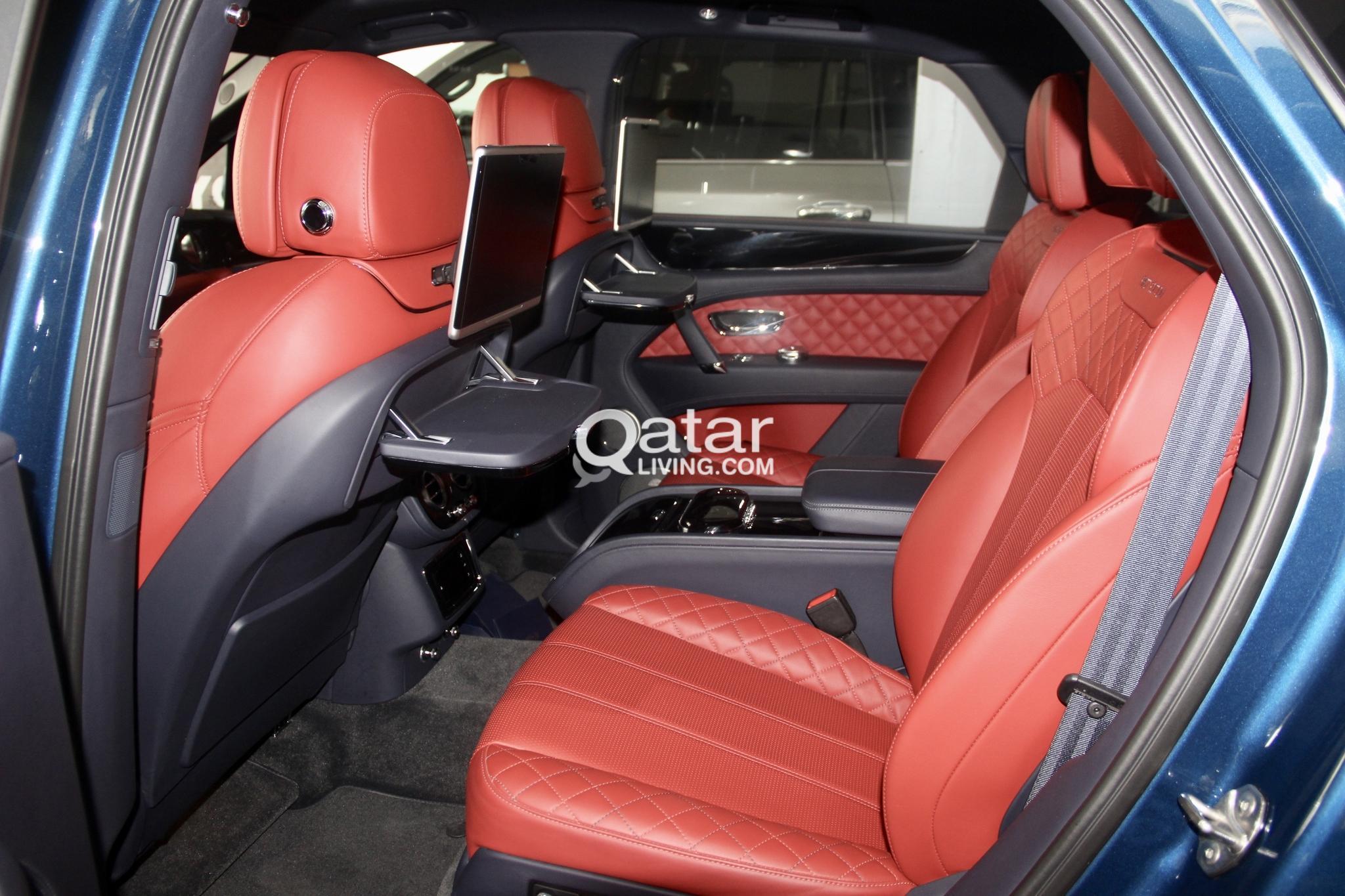 Bentley Bentayga First Edition 2017