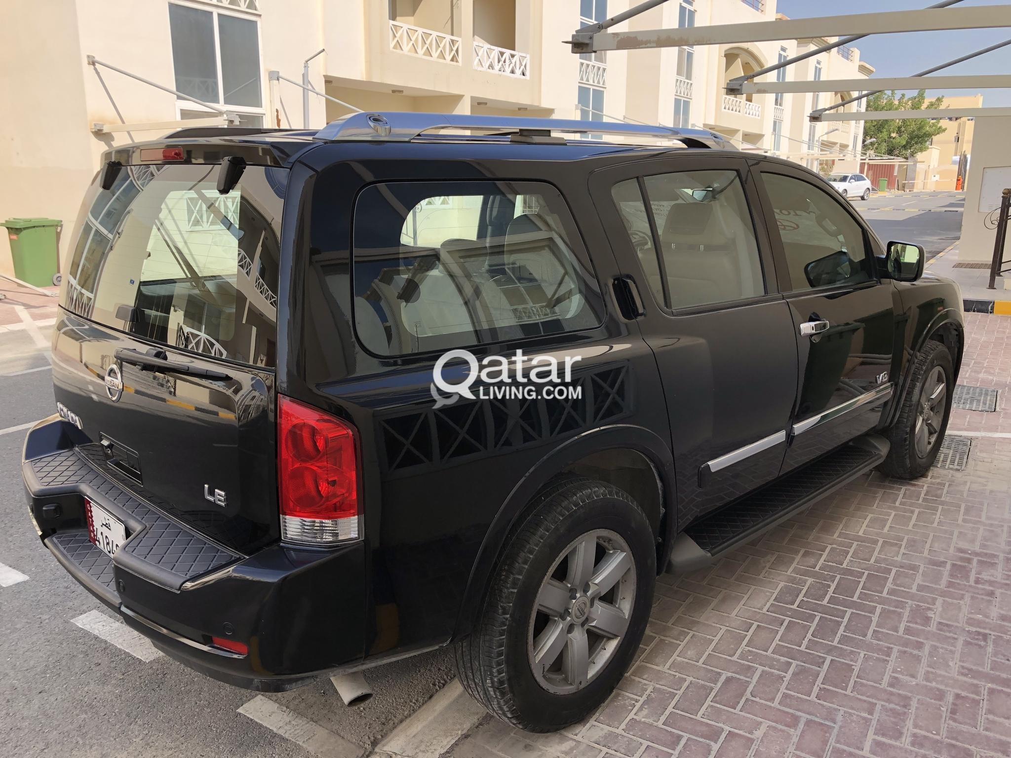 Nissan Armade for sale by 2nd owner! Weekend offer