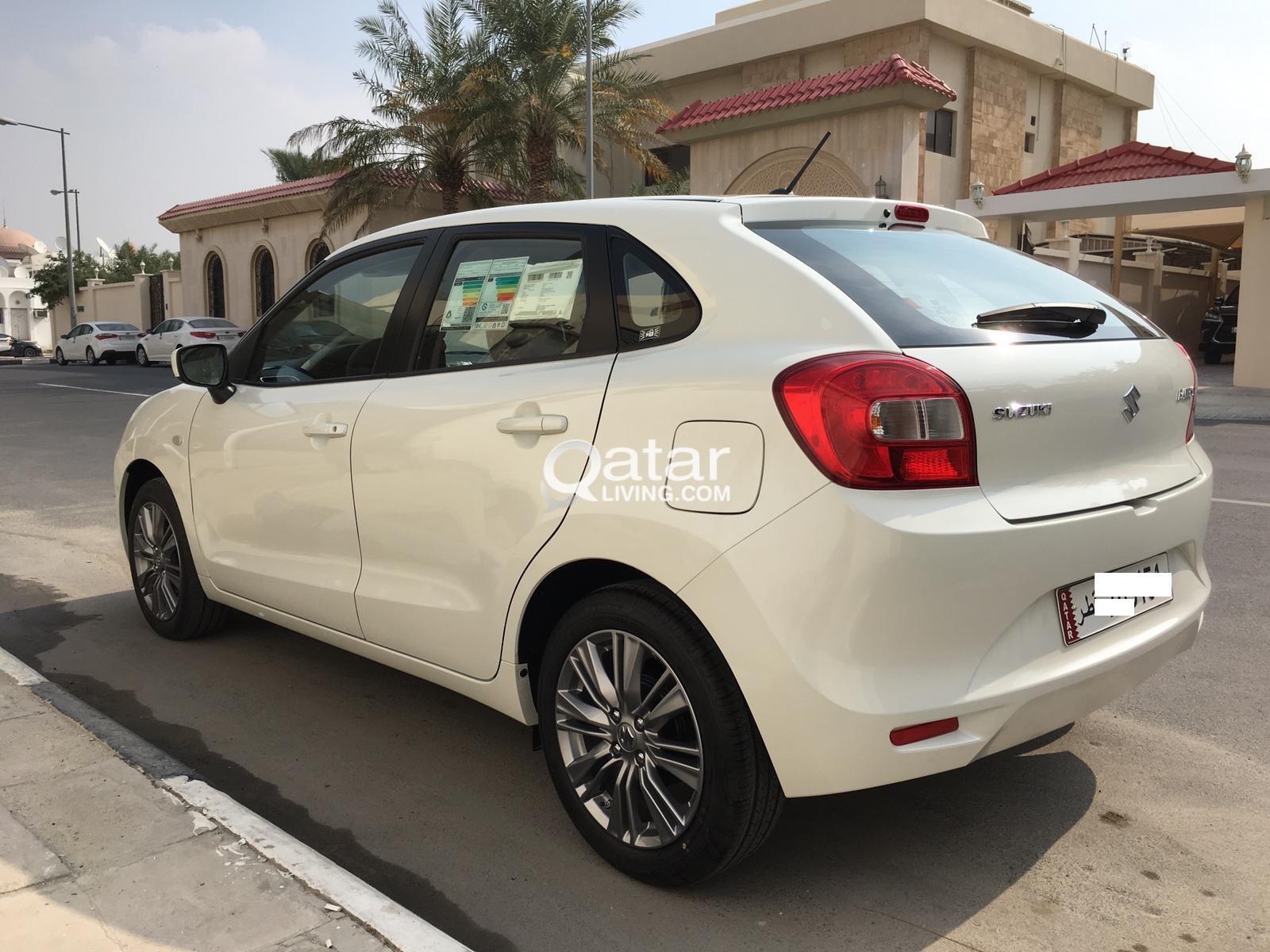 Suzuki Balino monthly rate 59 per day