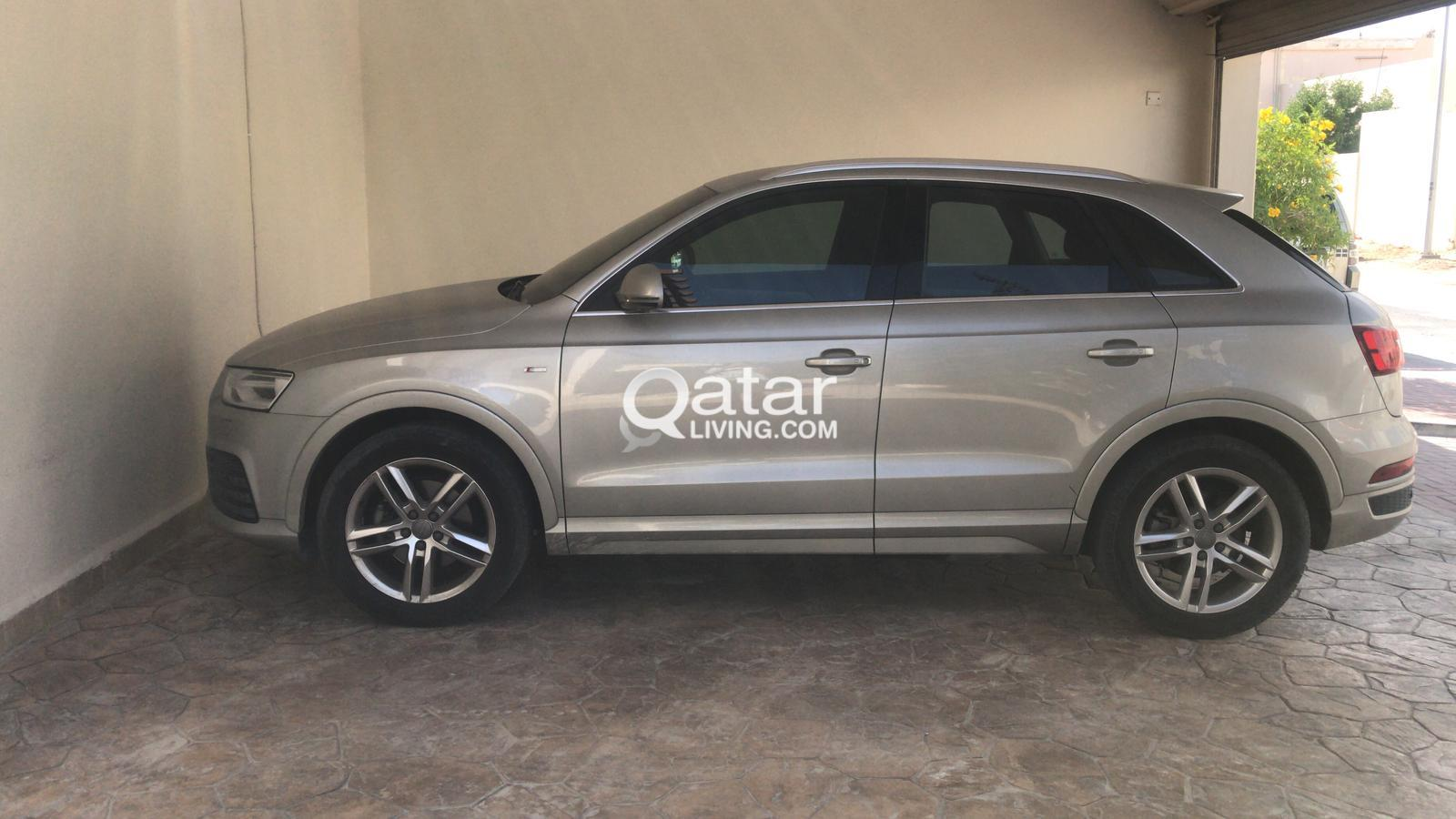 Audi Q3 full option for urgent sale