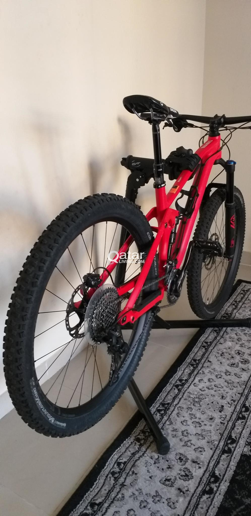 Full Suspension Bike- CANYON - MTB 27 5