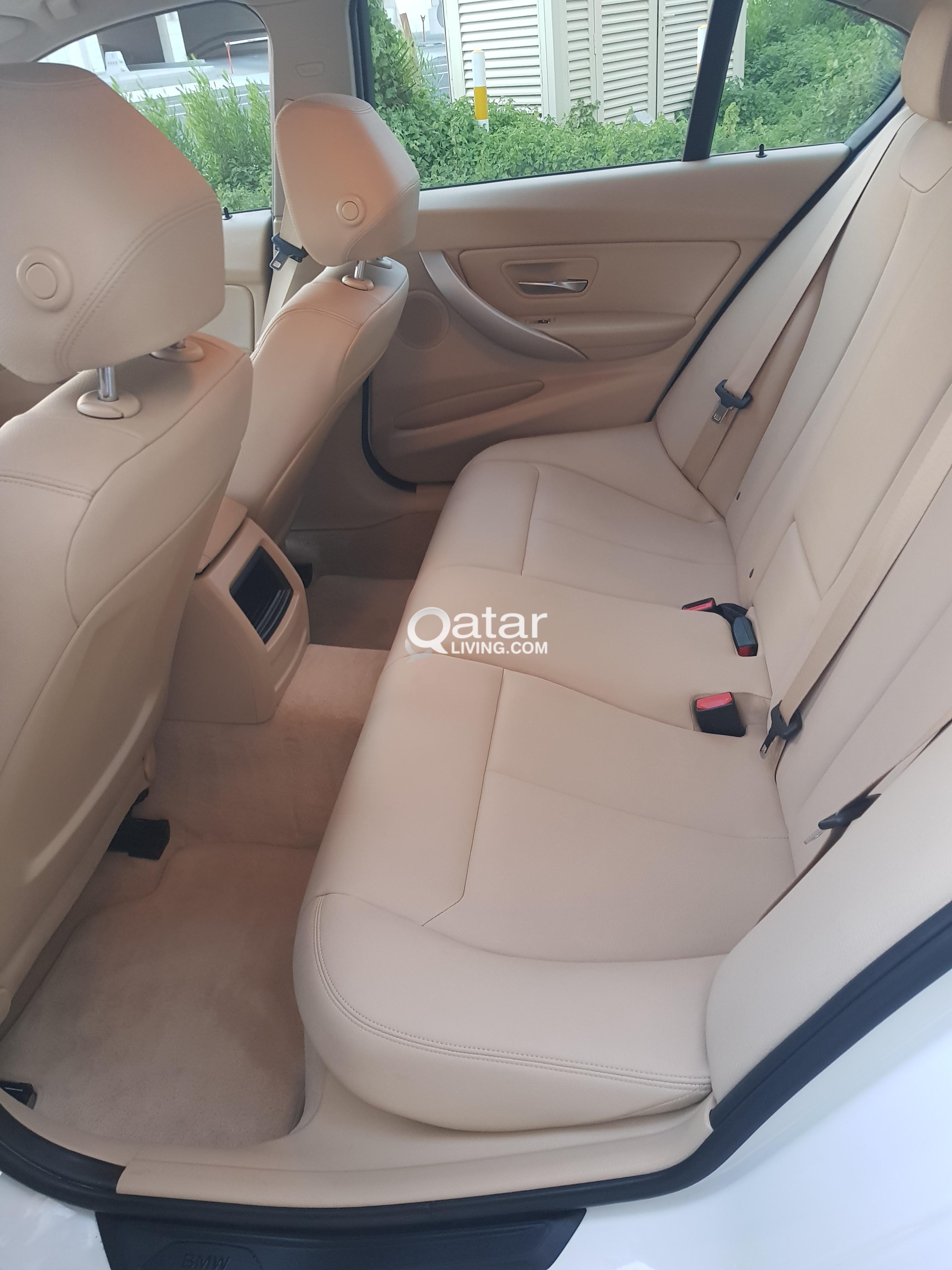 BMW 318i 2016 +Full Insurance + Warranty