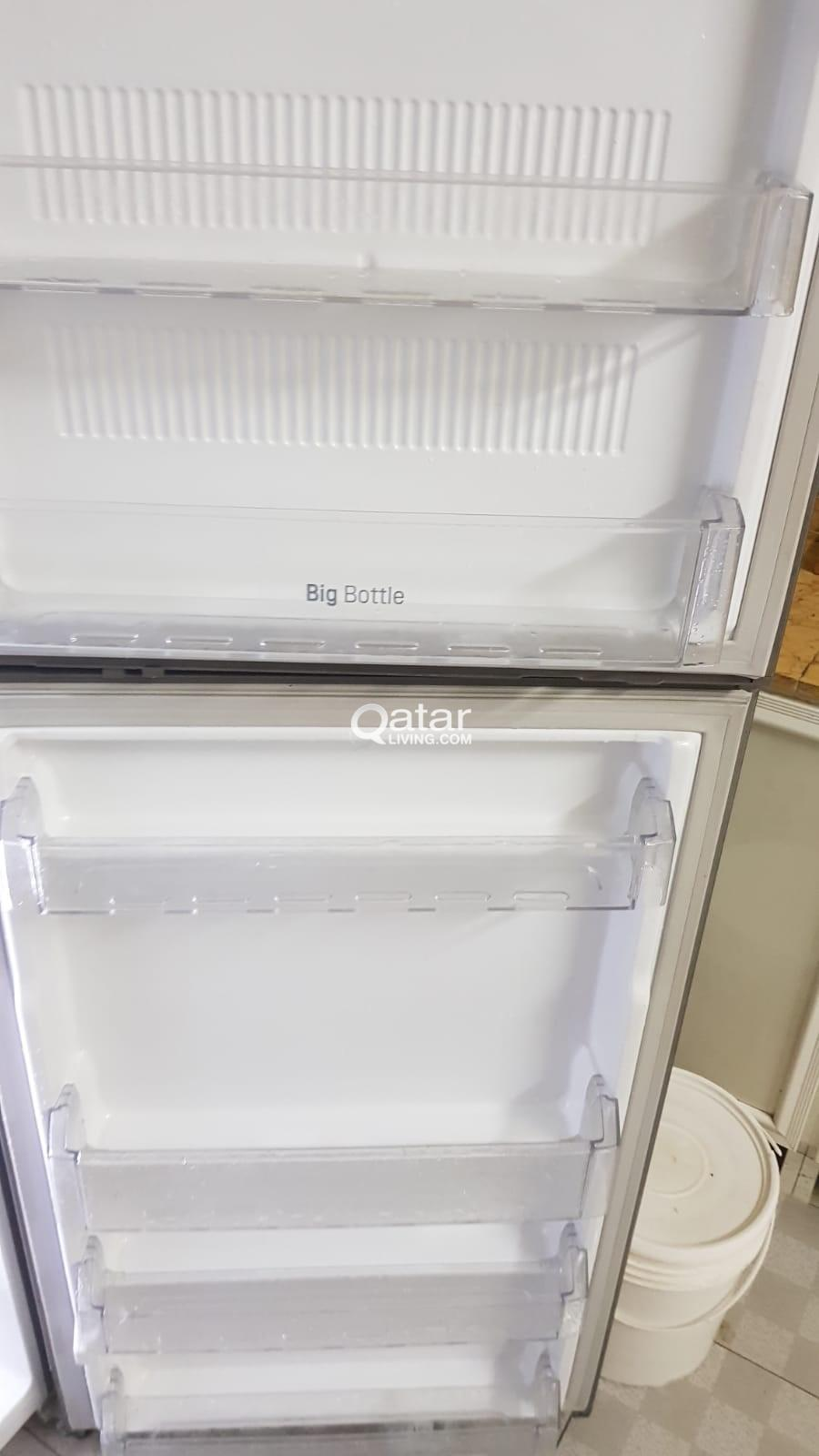 LG Fridge Freezer | Qatar Living