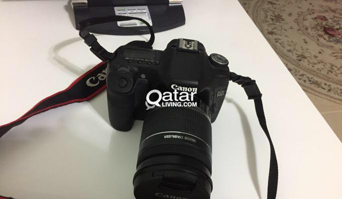 Canon 50d mint condition for sale | Qatar Living