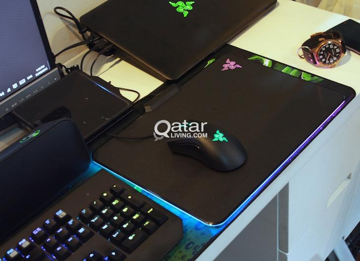 9a763708409 Razer Firefly chroma gaming mouse pad