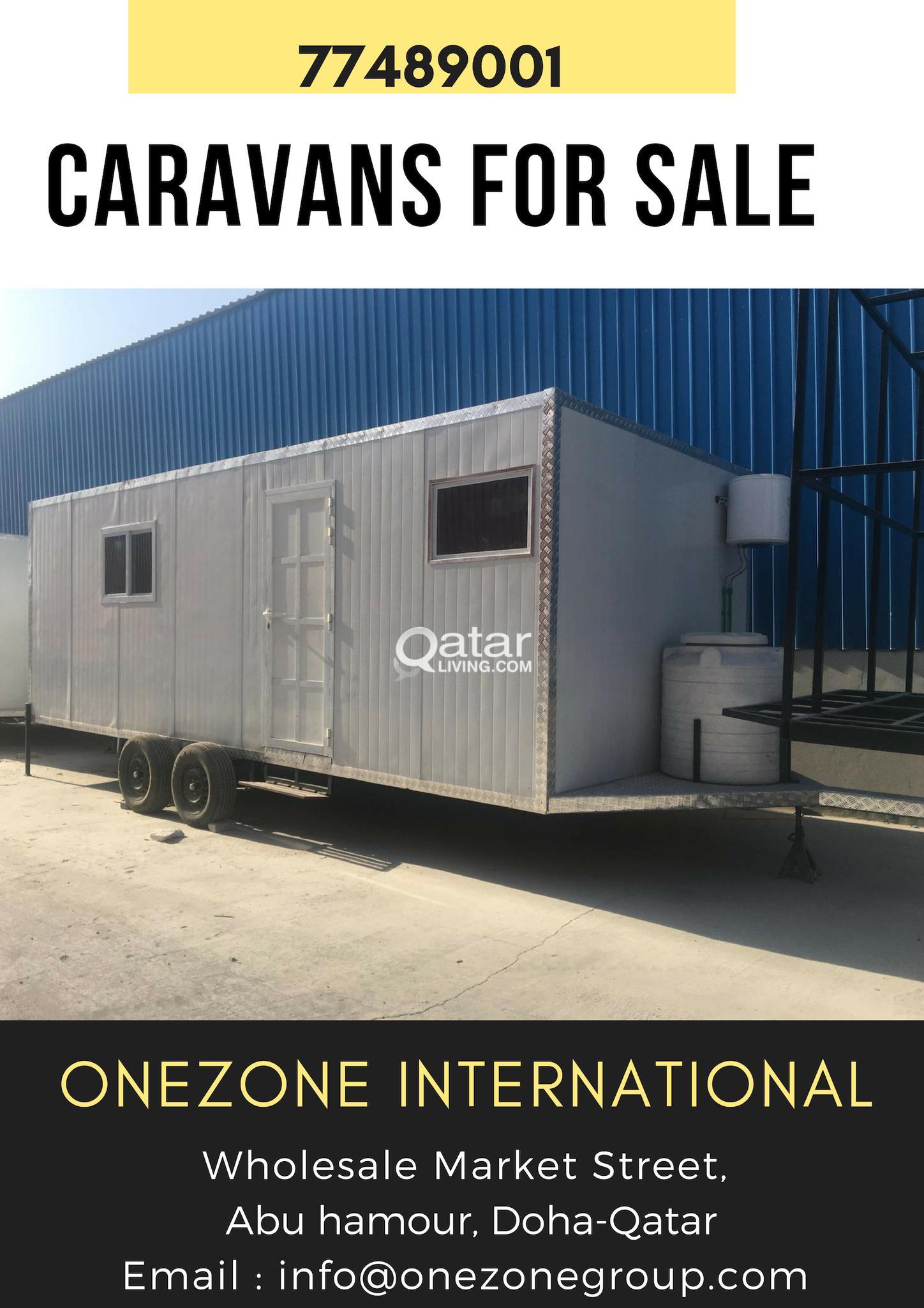 New Caravans for Sale | Qatar Living