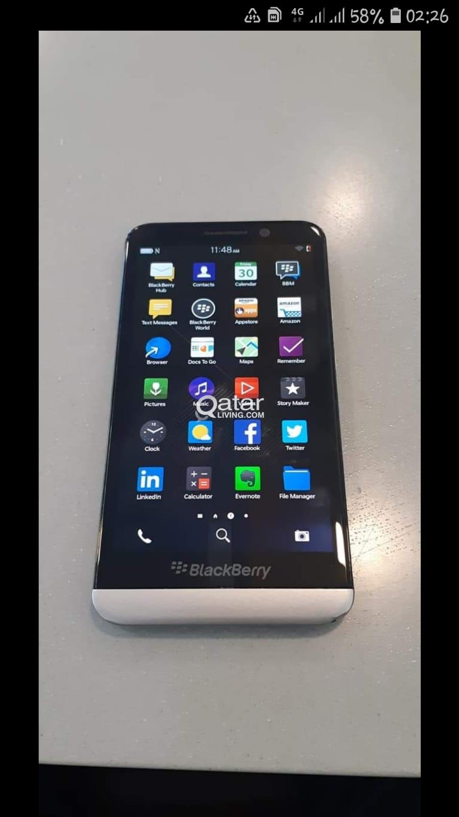 BLACKBERRY Z30 | Qatar Living