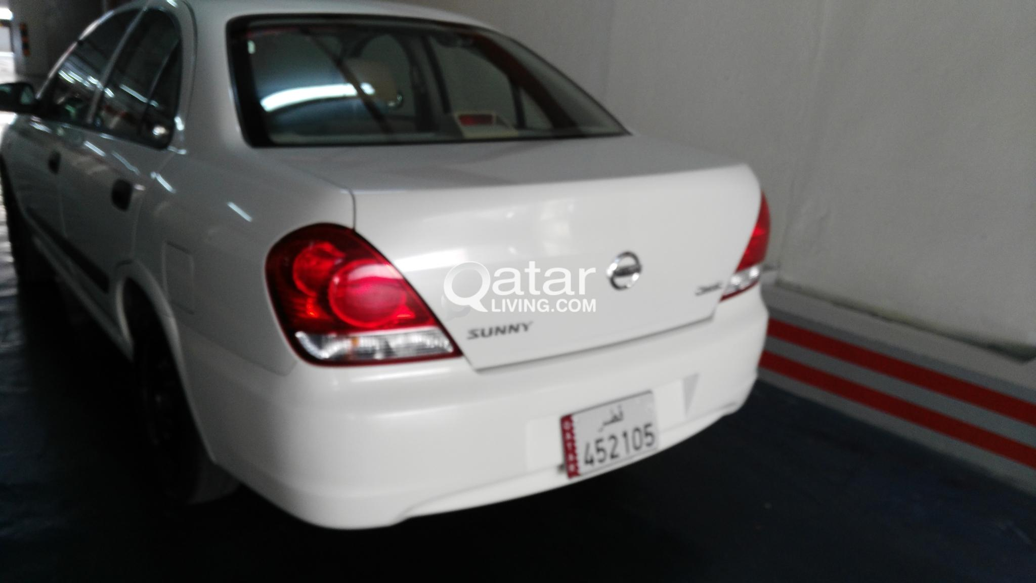 Nissan Sunny 2011 Japan Made Just Buy And Drive Qatar Living