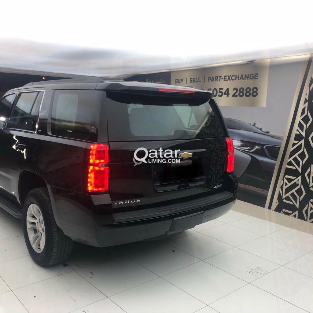 Chevrolet Tahoe LT 2015 | Qatar Living