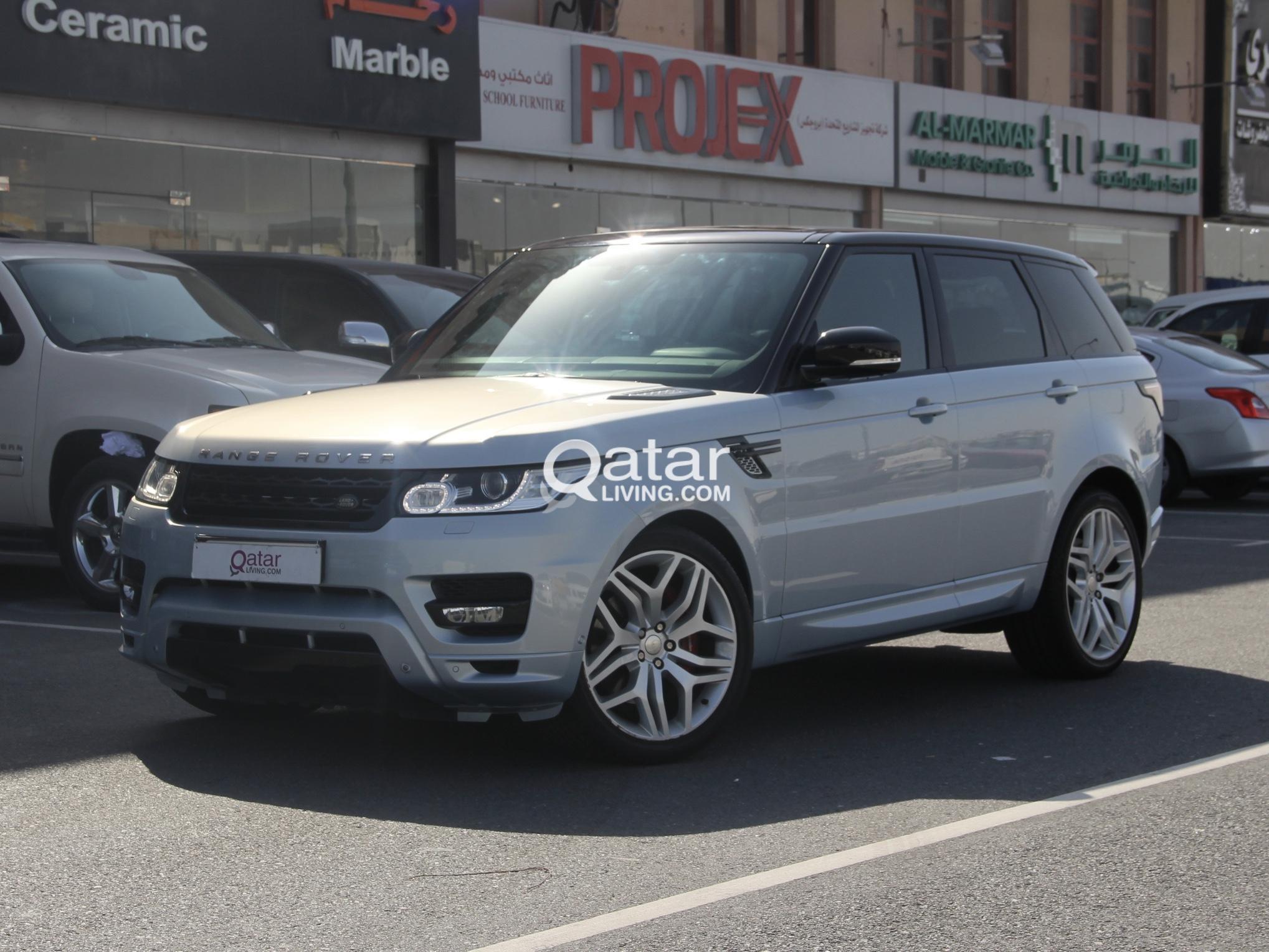 Range Rover Sport Autobiography >> Land Rover Range Rover Sport Autobiography 2014