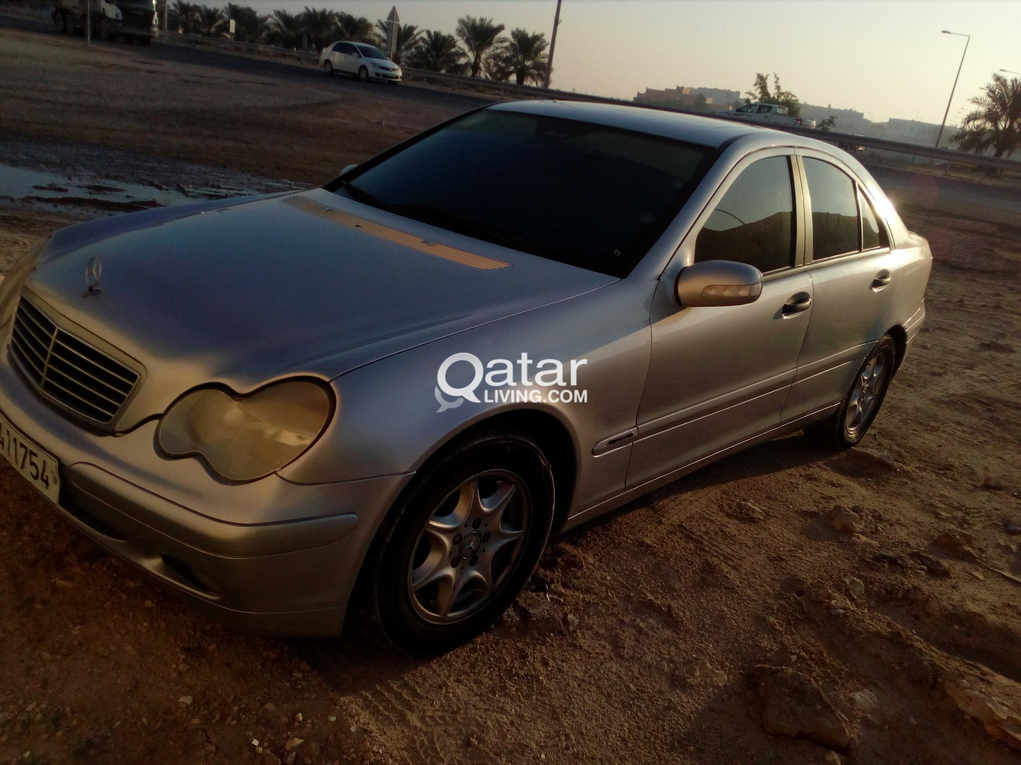 Mercedes c200 with new Isthimara