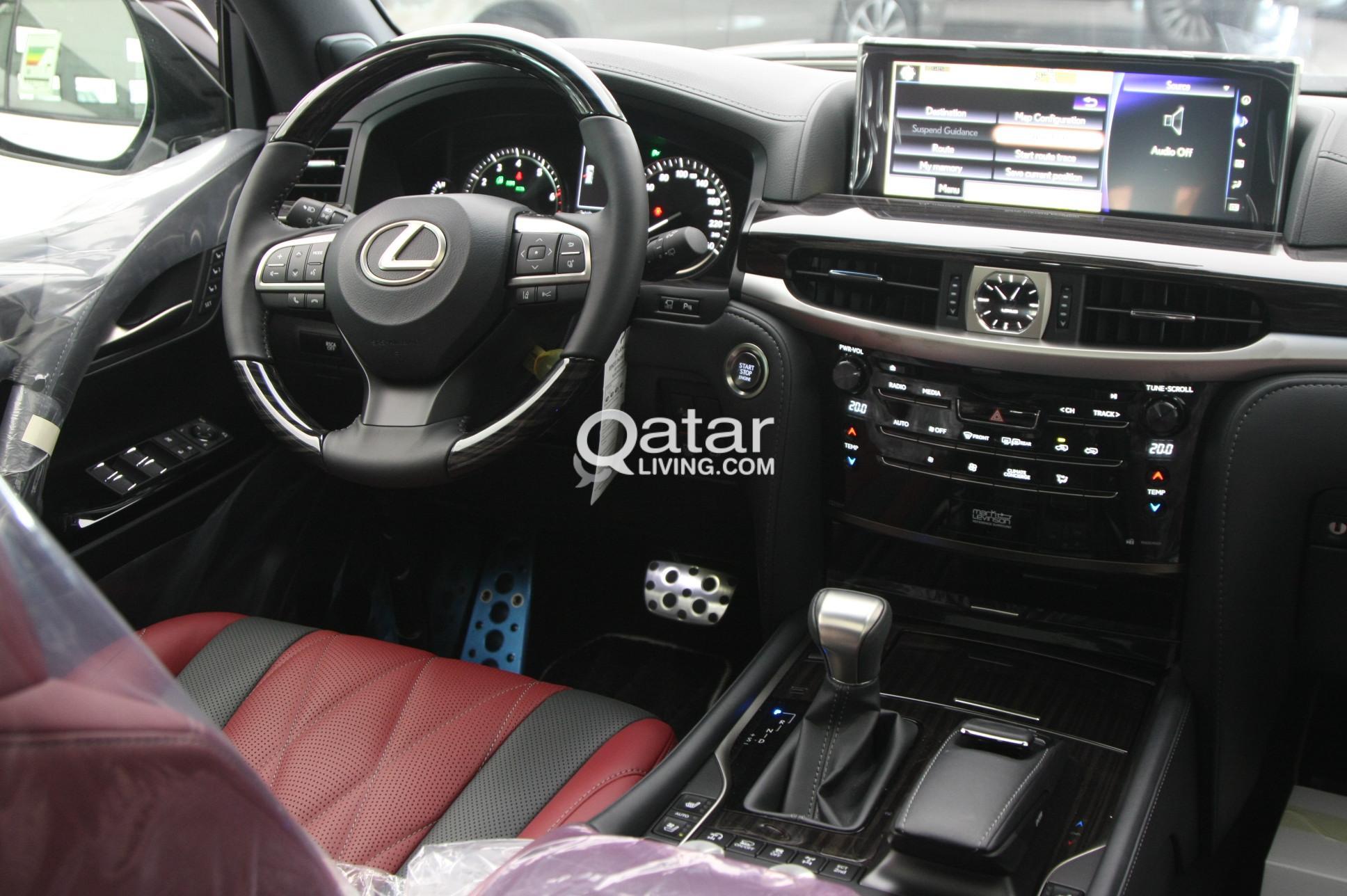Lx 570 Black Edition Lexus Lx 570 Black Edition Kuro 5 7l A
