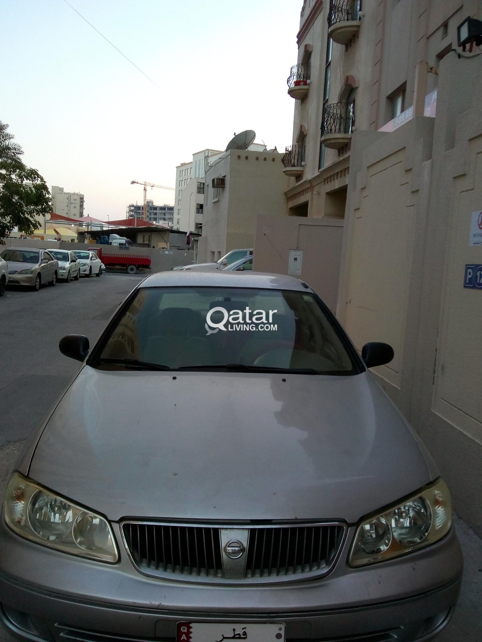 Nissan Sunny Sale 2005 Qr 8000 Qatar Living