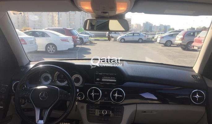 Mercedes-Benz GLK350 V6 2013