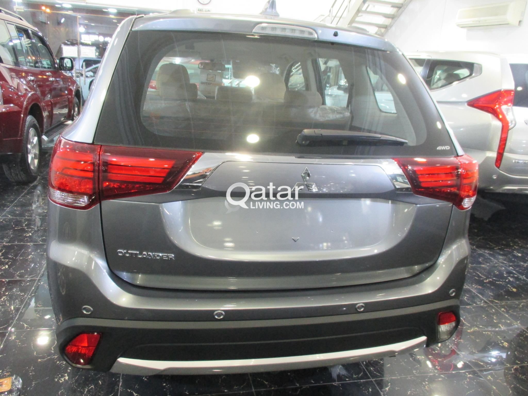 2018 OUTLANDER 2.4L 4 CLY