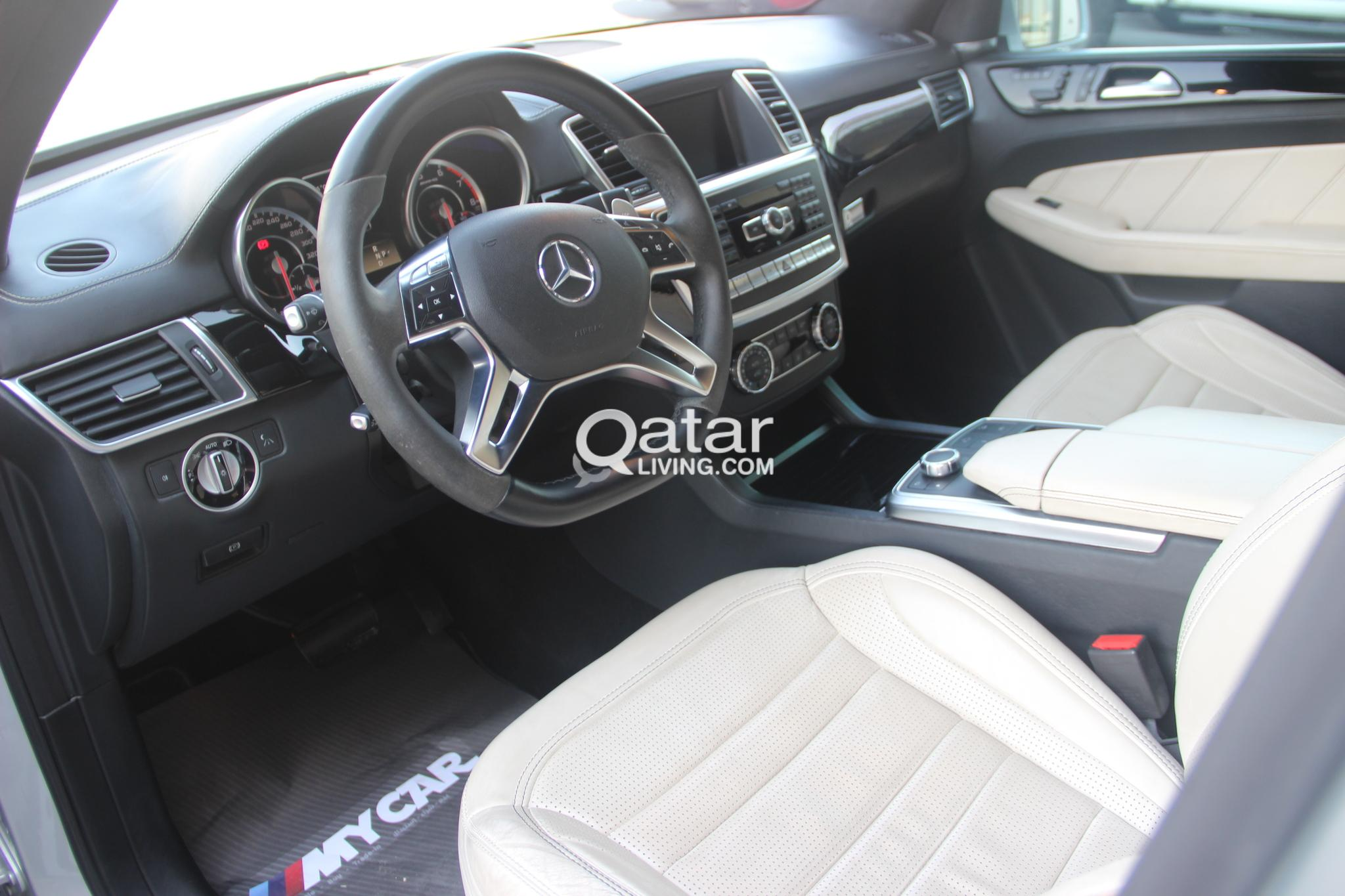 Mercedes ML 63 AMG 2013