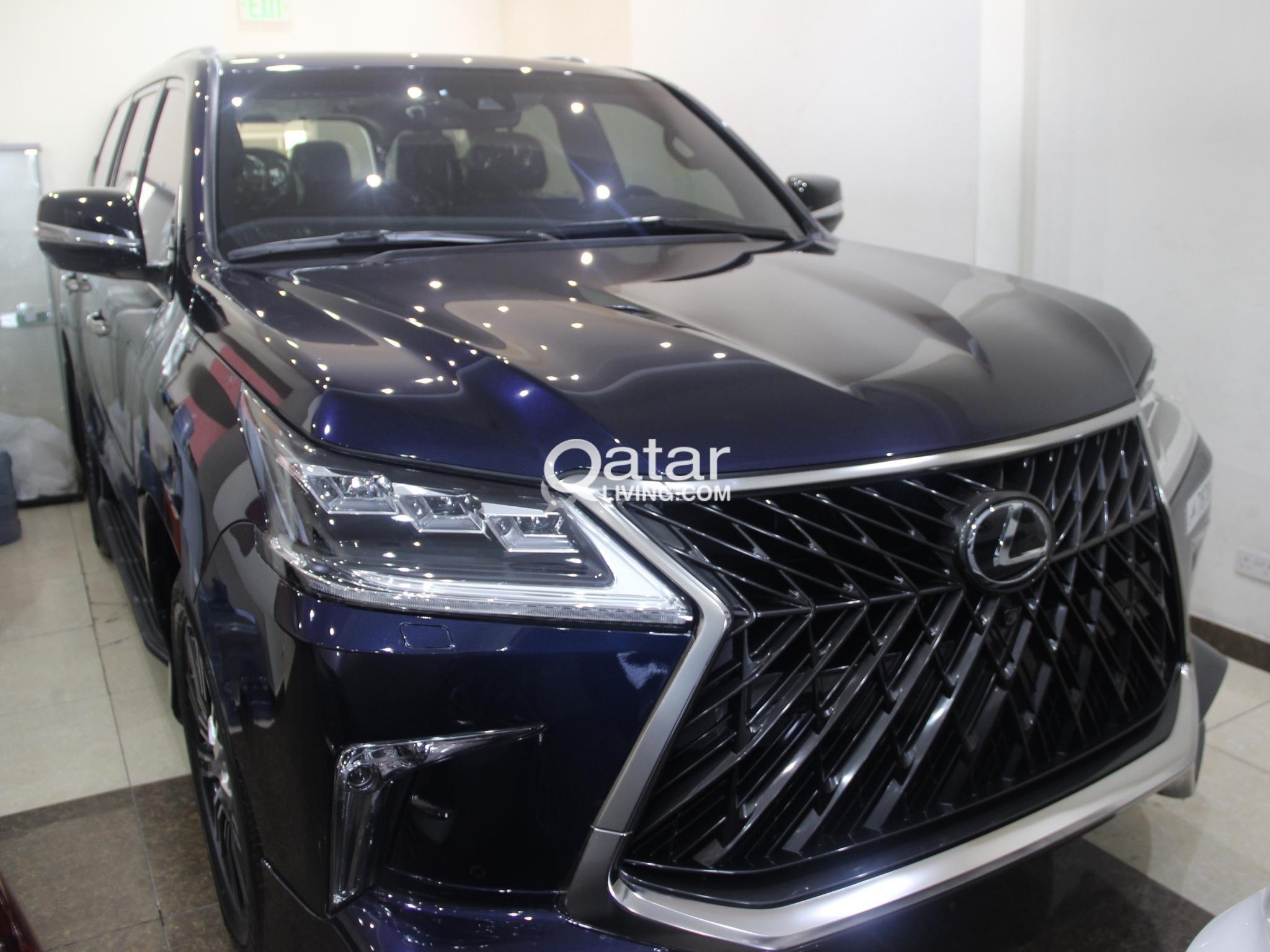 Lexus 570 S 2018