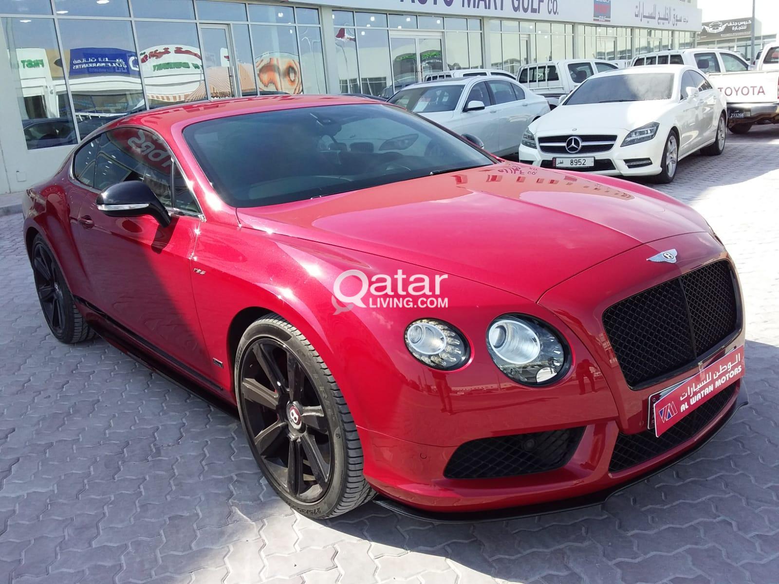 Bentley GTC 2014
