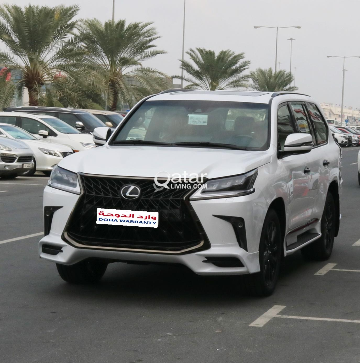 Lexus LX 570 Sport - Black Edition  Mode 2019