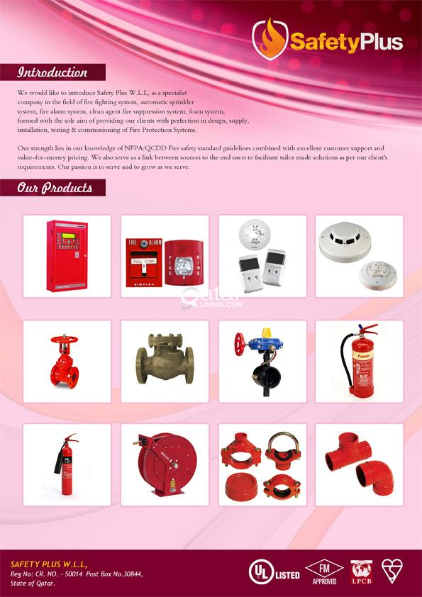 Fire Protection System Maintenance | Qatar Living