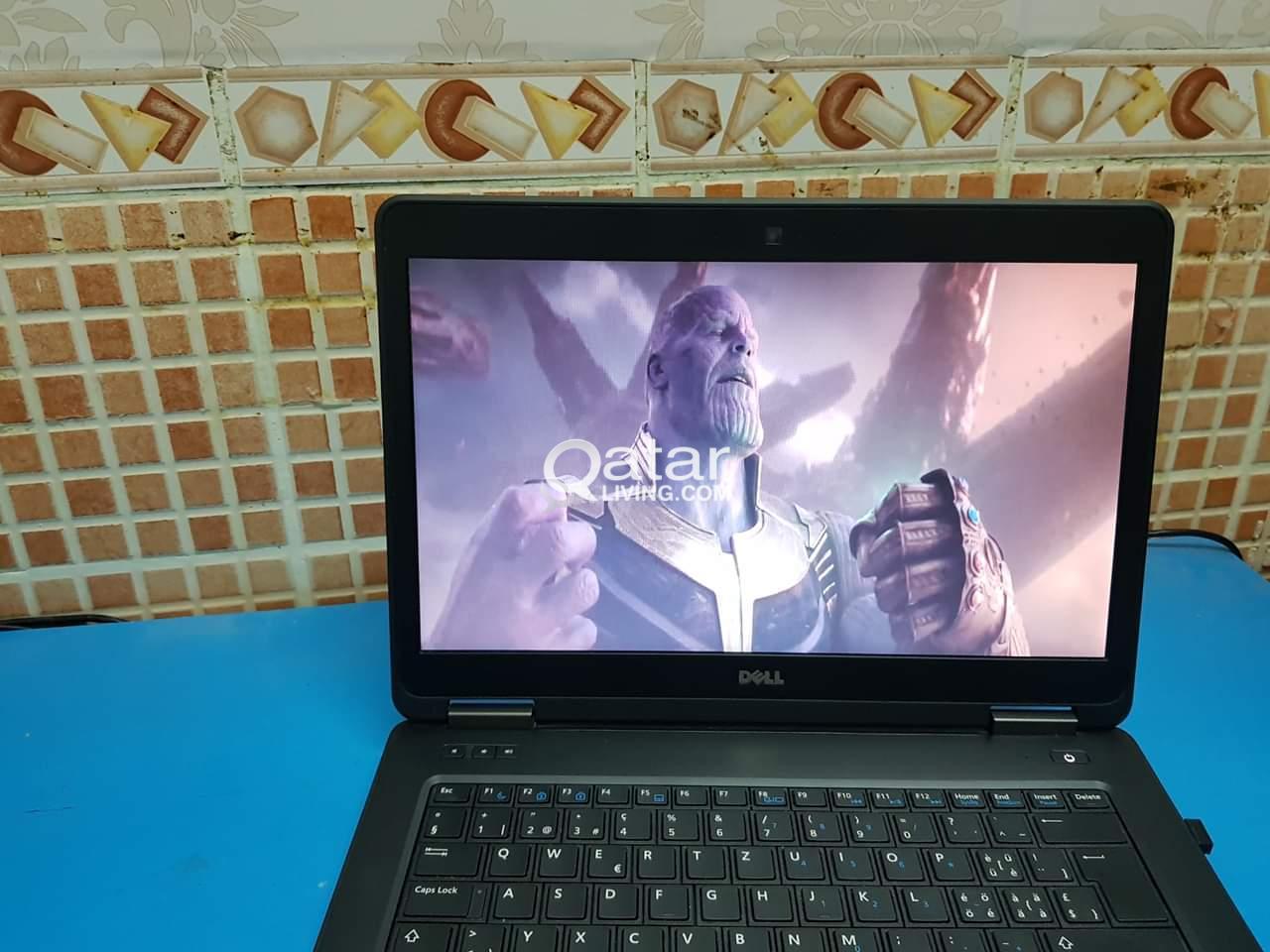 DELL LATITUDE E5440 (bonus speakers & printer) | Qatar Living