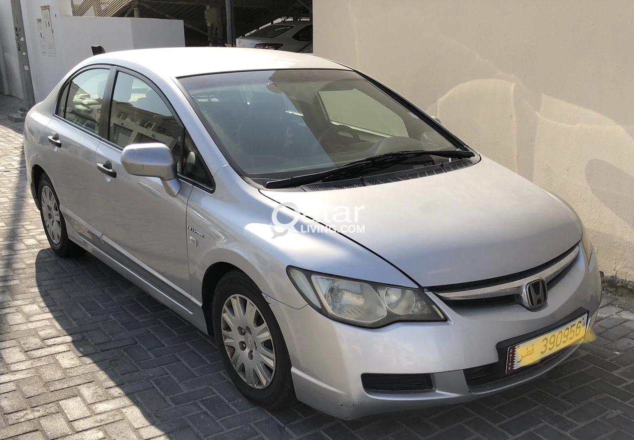 Honda civic LXI model 2008 for sale in excelent condition