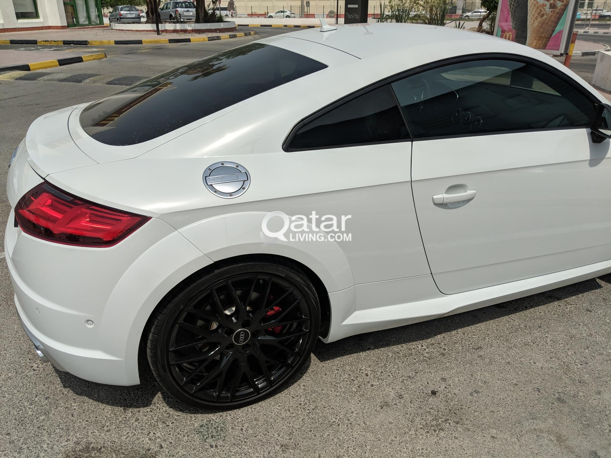 Selling Audi TTS 2016 Model