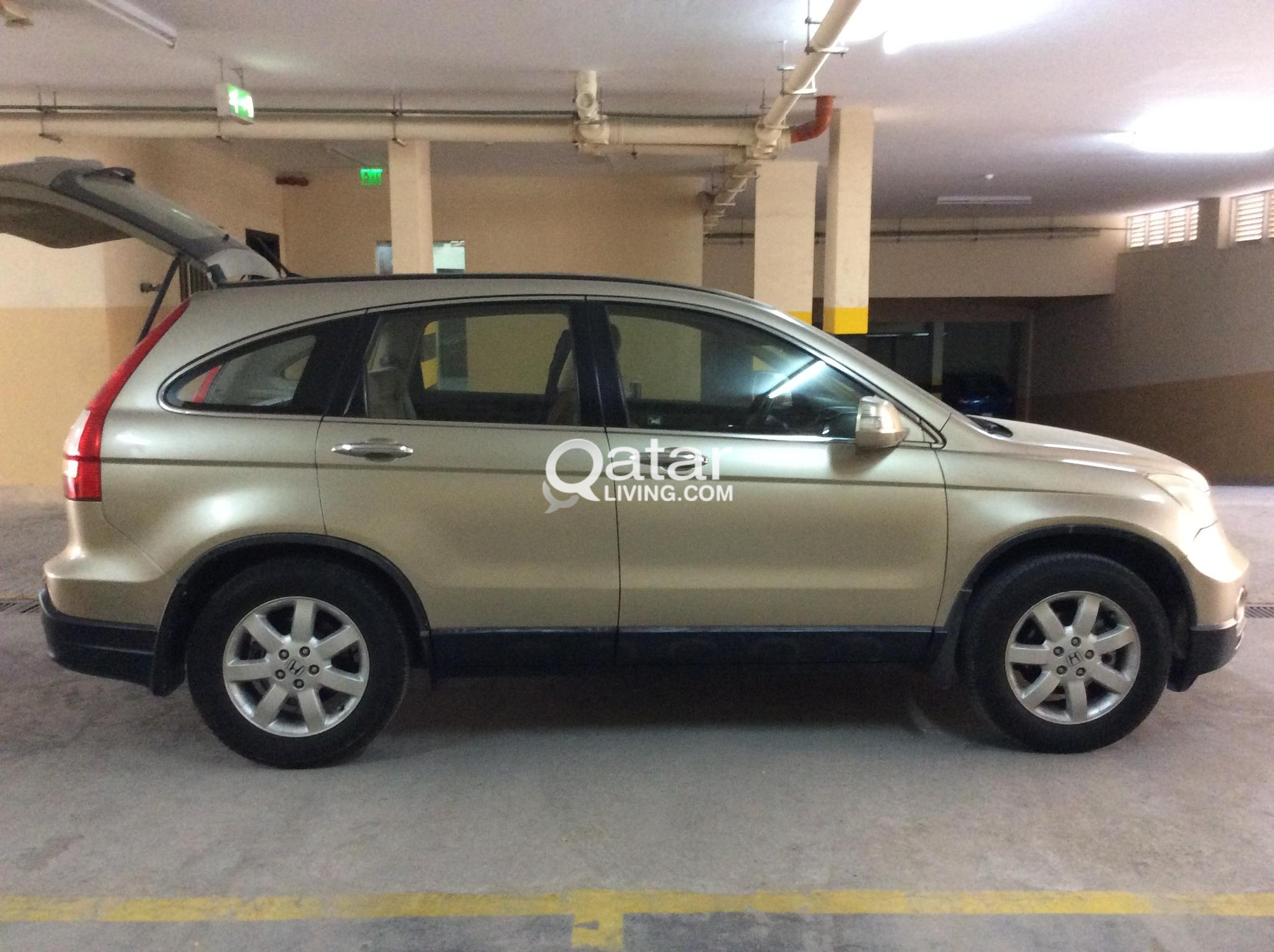 Honda CRV AWD, Full option