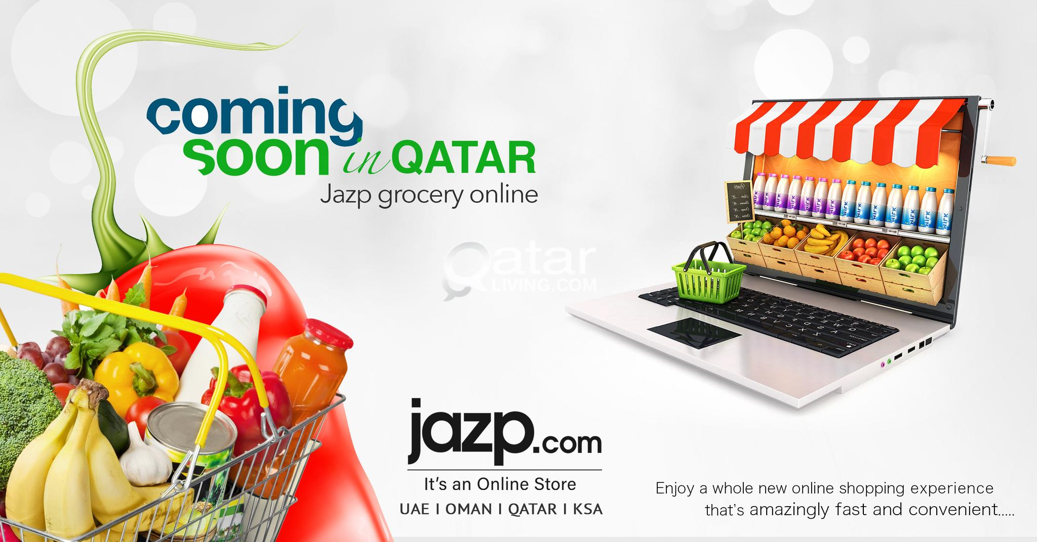 Jazp is stepping into grocery in Qatar
