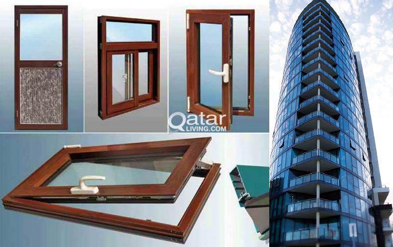 Sale of Aluminium Workshop at ind area  | Qatar Living