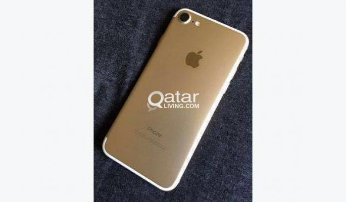 iPhone 7 GOLD 32gb very good condition with box!