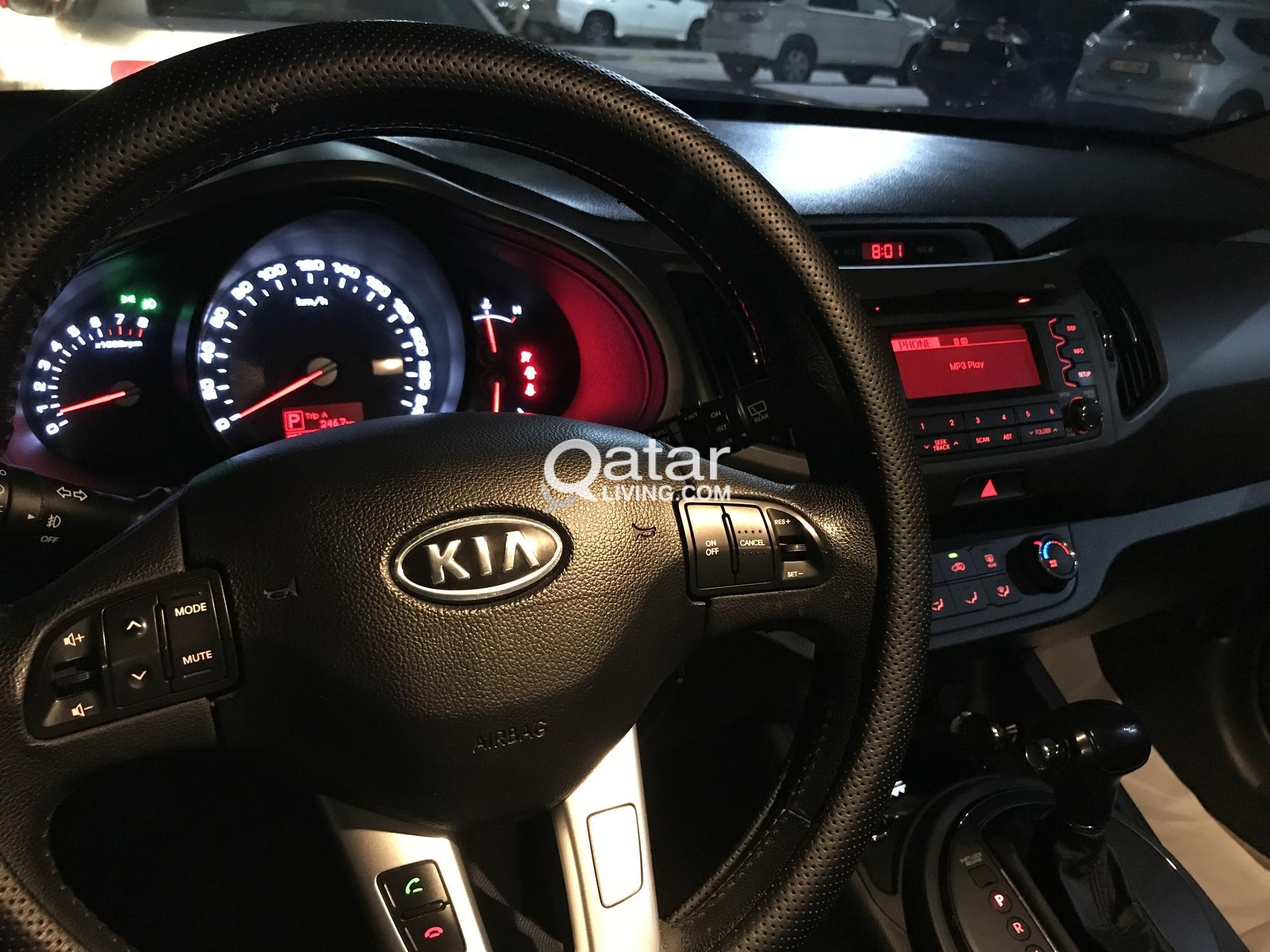 Kia Sportage 2012 model AWD