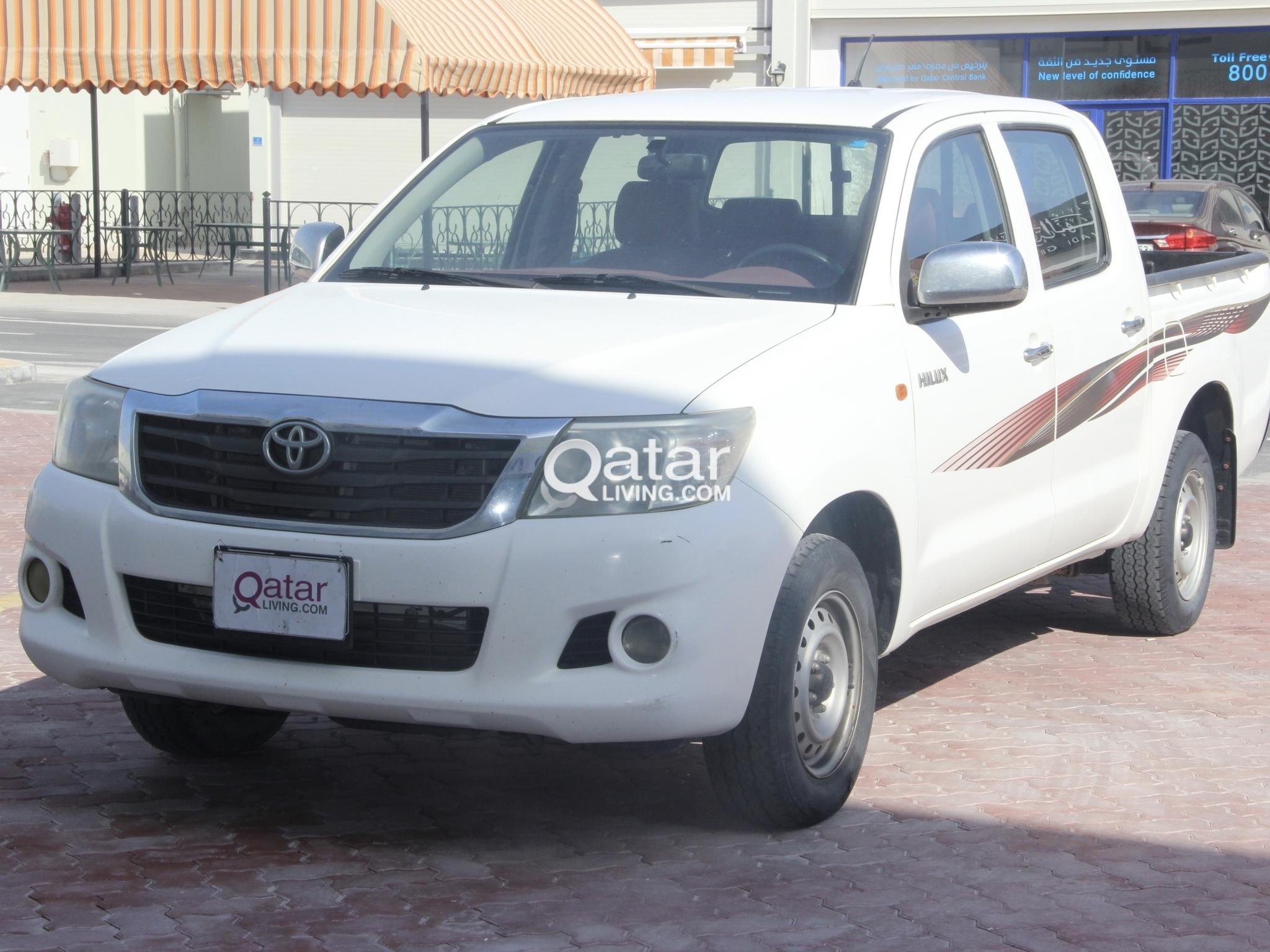 Toyota Hilux Diesel >> Toyota Hilux Diesel 2012 Qatar Living