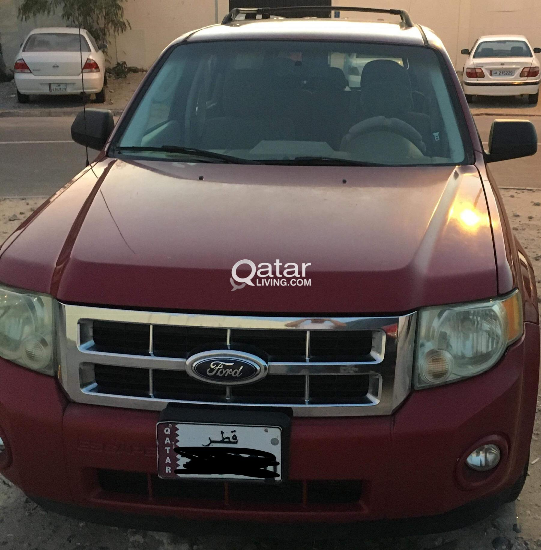 Ford Escape 2010 v6 in good condition