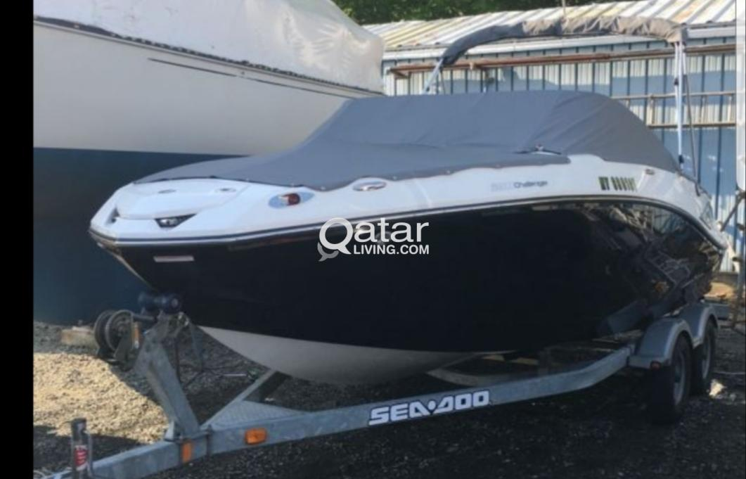2010 Seadoo Challenger for Sale