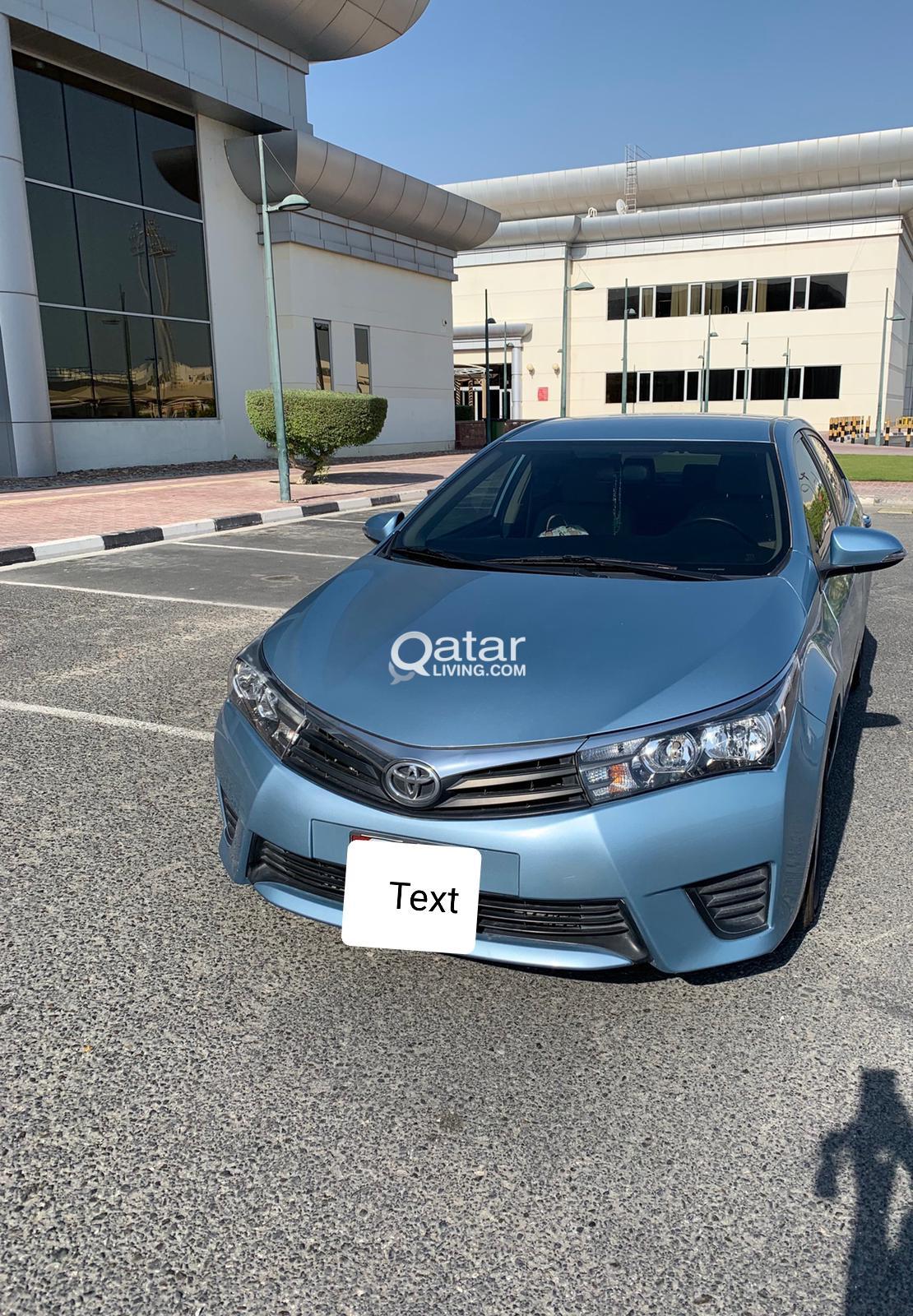 Toyota Corolla 2015XLI mid-option First owner 35km